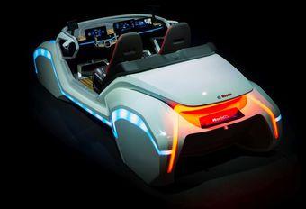 Bosch : voiture connectée à l'Internet des objets #1