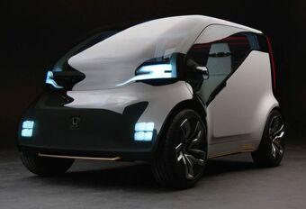 Honda NeuV : concept à intelligence émotionnelle #1