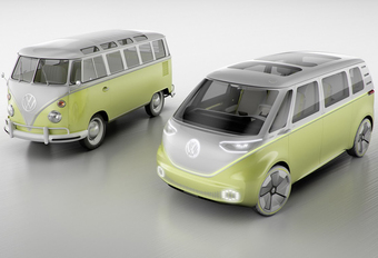 Volkswagen ID Buzz Concept vraagt om productieversie #1