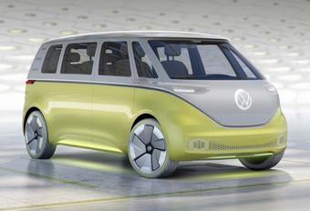 Volkswagen Microbus herrijst als ID Buzz #1