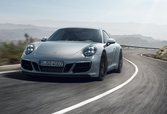 Porsche 911 GTS: ook als Targa #1