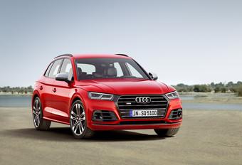 Ook nieuwe Audi Q5 komt er als SQ5