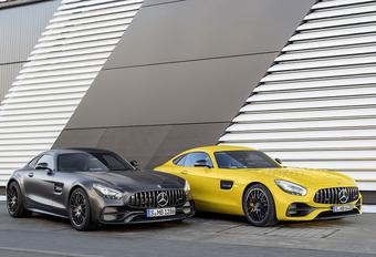 Mercedes frist AMG GT-gamma op #1