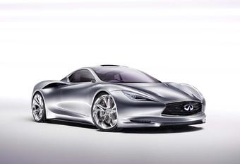 Infiniti: Eerste elektrische auto in 2020 #1
