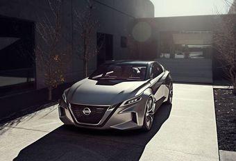 Nissan Vmotion 2.0 : concept de grande berline #1