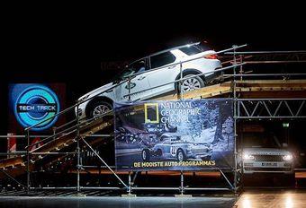 Salon de l'auto 2017 : piste 4x4 et activités du Palais 12 #1