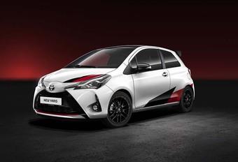 Toyota: meer dan 210 pk voor de gespierde Yaris #1