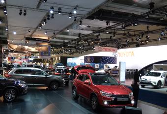 Visite virtuelle Palais 9 - Toyota, Suzuki, Isuzu SsangYong et Mitsubishi #1