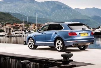 Bentley: binnenkort alle modellen als plug-in hybride #1