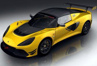 Lotus Exige Race 380 : allégée pour la piste #1