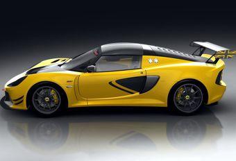 Lotus Exige Race 380 wil enkel racen #1