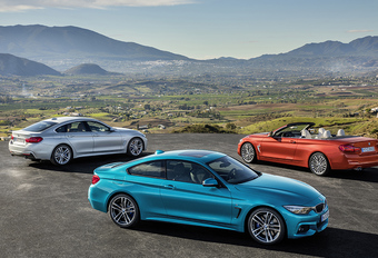 BMW 4 Reeks opgefrist #1