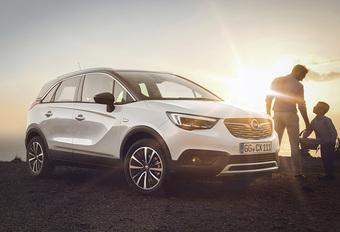 Opel Crossland X is eerste van twee SUV's #1