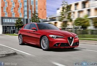 Waar blijft de nieuwe Alfa Romeo Giulietta? #1