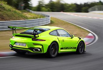 Krijgt de Porsche 911 GT3 RS een atmosferische 4.2-boxermotor? #1