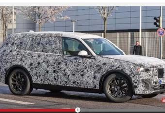 BMW X7: super-X5 #1