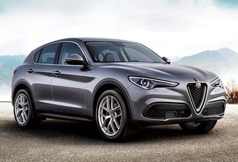 En de Alfa Romeo Stelvio First Edition kost... #1