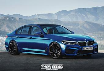 Over de BMW 1 Reeks, de M5 xDrive en de X7 #1