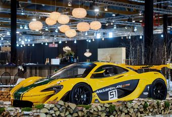 Dream Cars: om het salon in luxe af te sluiten #1