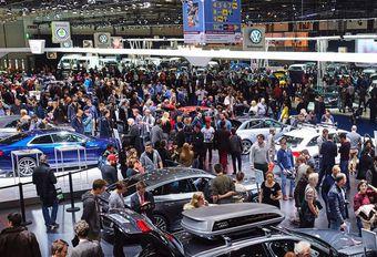 Recordaantal bezoekers voor Autosalon van Brussel #1