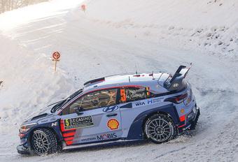 Thierry Neuville stevig aan de leiding in Monte Carlo #1