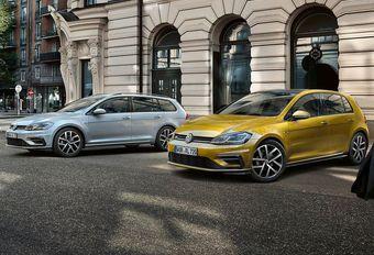 De bestverkochte auto's in Europa in 2016 #1