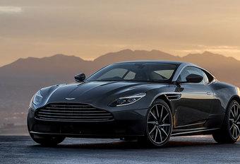 Geen nieuw logo voor Aston Martin #1