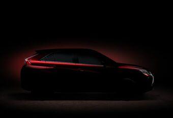 Mitsubishi komt met compacte SUV naar Genève #1