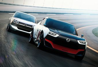 Nissan Concept IDx is niet vergeten #1