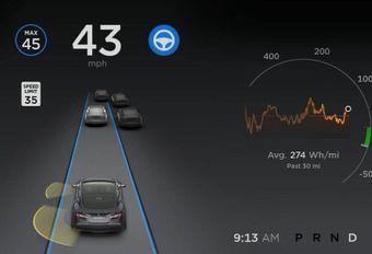 Tesla Autopilot V2 eindelijk actief op alle modellen #1