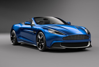Aston Martin Vanquish S Volante krijgt een facelift #1
