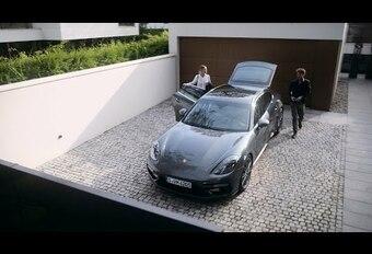 Vlucht afgelast? Porsche heeft de oplossing #1