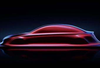 Dit wordt de nieuwe Mercedes CLA #1