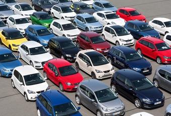 VW-groep is voor het eerst 's werelds grootste automaker
