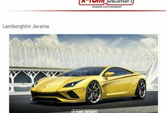Lamborghini: nieuwe Jarama? #1