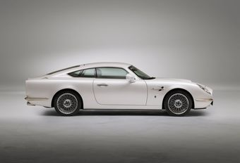 David Brown Speedback GT ademt zowel Aston Martin als Jaguar #1