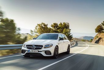 Mercedes-AMG E63 Break : le cargo express ! #1