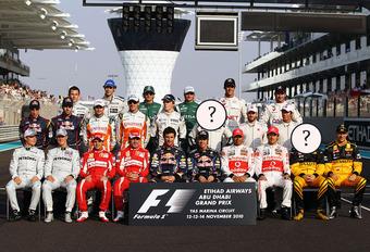 Ook deze F1-piloten racen binnenkort in Le Mans #1