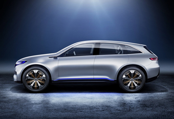 Mercedes EQ kent prijs en lanceringsdatum #1