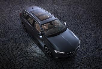Opel Insignia Sports Tourer wordt groter #1