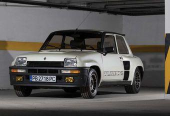 Rétromobile 2017: veiling van een Renault 5 Turbo 2 uit 1983 #1