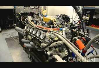 Regardez vivre un 12 à plat Ferrari #1