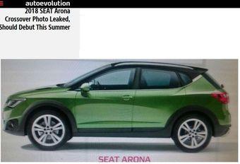 Seat Arona: eerste lek #1