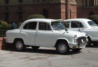 Peugeot achète Ambassador #1