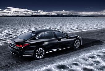 Nieuwe Lexus LS komt ook als hybride 500h #1