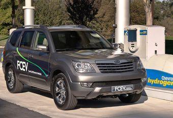 Kia: waterstofauto tegen 2021? #1