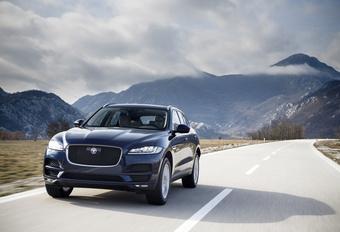 Jaguar: évolutions sur la majorité de la gamme #1