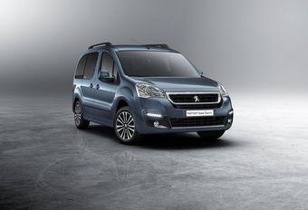 Peugeot Partner Tepee Electric : familiale urbaine #1