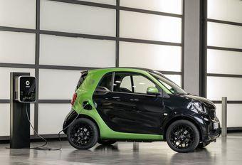 Smart: geen verbrandingsmotoren meer in VS #1