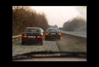 Incroyable course poursuite d'un film français de 1986 #1